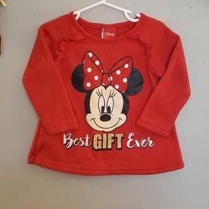 Toddler 2T Minnie Shirt